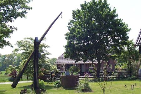 Vakantiehuis 'de Peerdenstal' - Maison