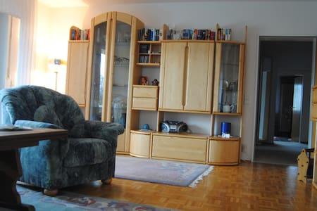 "Ferienwohnung""Edda"" - Apartamento"
