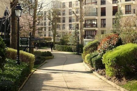 Bel appartement F2 proche du château de Versailles - Leilighet