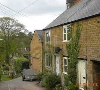 Rose Cottage,Hook Norton, Cotswolds - Casa