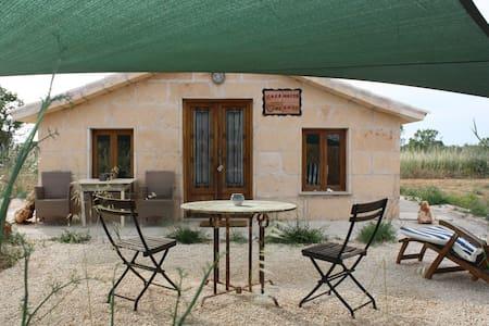 ♥ romantic guest cottage  EsTrenc ♥ - House