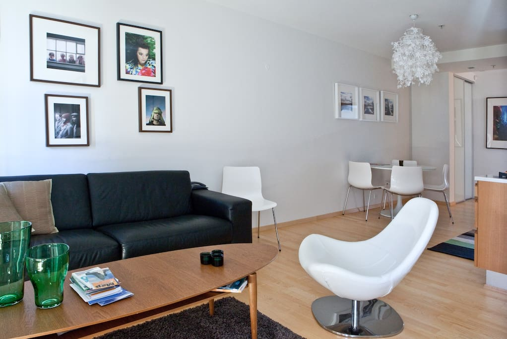 Luxury apartment in the very center
