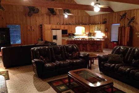 Perfect Getaway for Ole Miss game! - Chalet