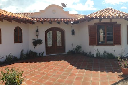 Hacienda El Prado Airport transport - Bed & Breakfast