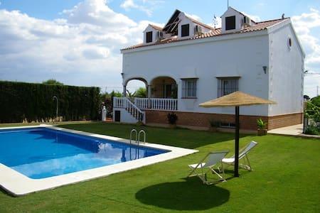Rural 'Casa Recacha' Morón, Seville - Arahal