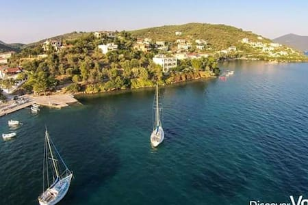 ενοικιάζεται ξενώνας/for rent house - Pteleos