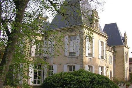 Château de St Michel de Lanès - Saint-Michel-de-Lanès - Linna