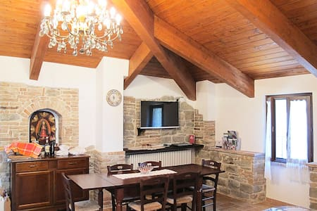 3bdr Countryside Apartment Umbria