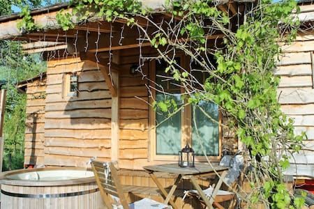 Romantic chalet for 2 persons - Buhl-Lorraine