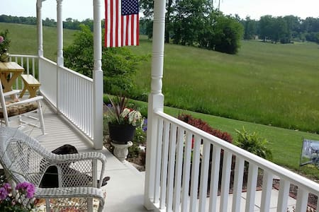 Charming Country Porch #1 - Casa