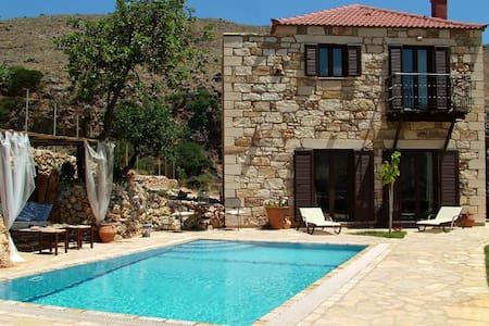 Experience villas Katerina sea view - Villa