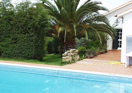 Beautiful country house with pool, 35' from Lisbon - Carnota