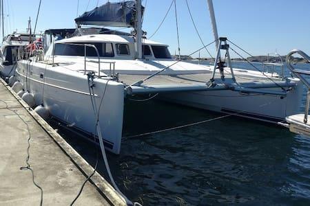Catamaran huge 43' - FP Belize 2006 - Oslo