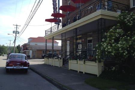 Hotel-Auberge Sawyerville - Cookshire-Eaton