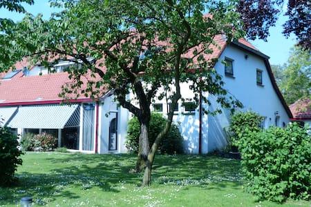 Verbouwde boerderij aan rand Bemmel - Villa