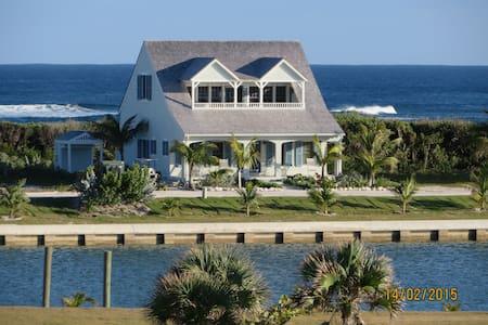 Crosswinds Cottage - Schooner Bay - Dům