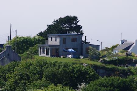 Eco-coon Kerludu - Haus
