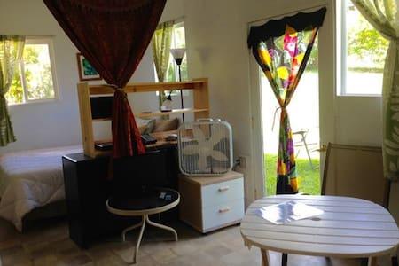 Sunny, Breezy Hamakua Coast Studio - PAPAALOA - Sommerhus/hytte