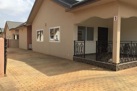 Room en suite in a prestigious area - Accra