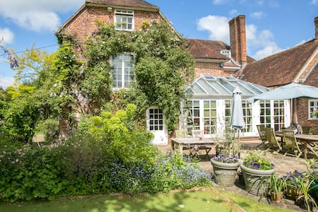 Beautiful Jane Austen Annexe Double - Appartement