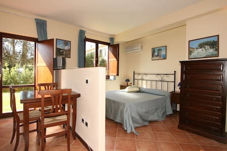 Studio Type Apartment for 2 Persons - Fonteblanda