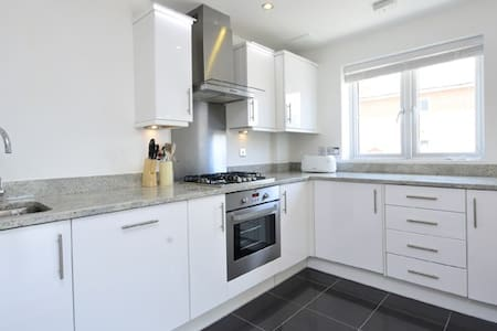 Borehamwood Spacious 2 bed 2 bath apartment - Borehamwood - Lägenhet