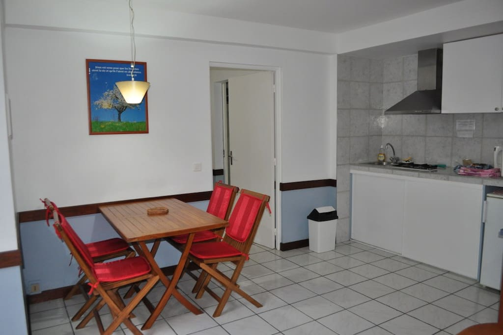 coin repas kitchenette