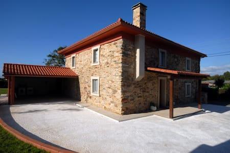Casa Rural Pantín - Casa