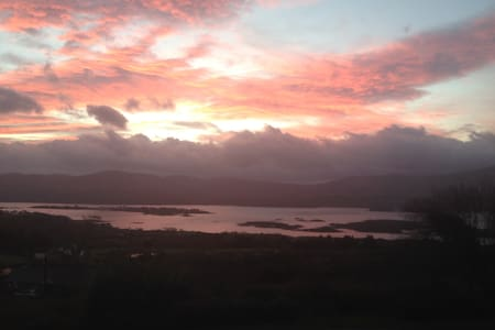 Ring of Kerry, 7 Km to Kenmare Town