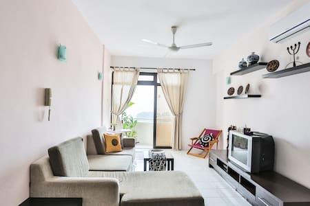 Ferringhi Seaview Holiday Home - Condominium