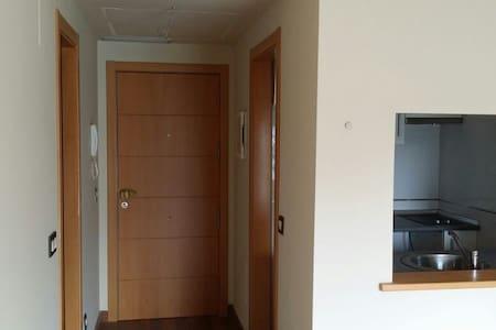 Apartamento 1 dormitorio con garaje