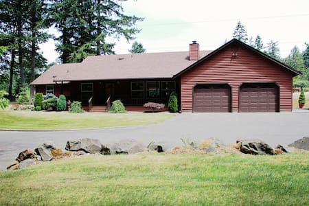 Alpine Haven ~ 7acre country farm - Talo