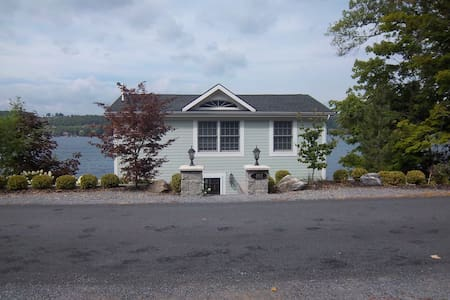 Beautiful waterfront home on Keuka Lake - Penn Yan - Haus