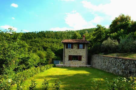 THE LODGE in UMBRIA- Panoramic house with garden - Hus