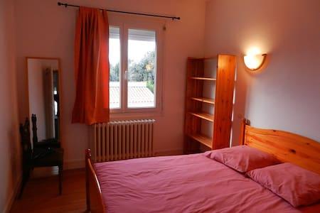 chambre auprès de la mer non loin de la Rochelle - L'Houmeau - Dom