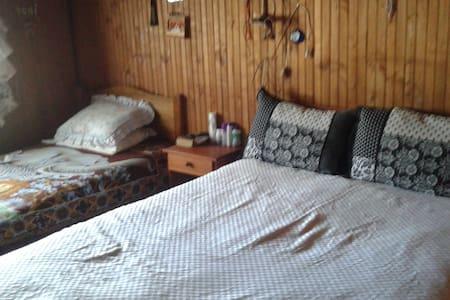 arriendo 2 habitaciones dobles - Rumah