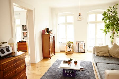 Large apartment in Berlin-Mitte