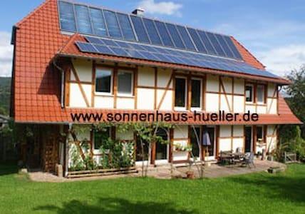 Sonnenhaus Hüller - Apartamento