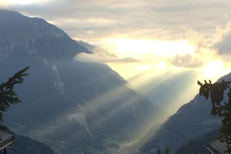 Chalet de montagne - Alpehytte