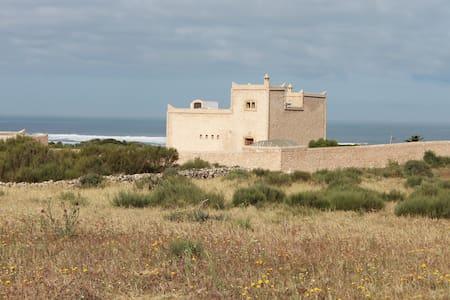 Beach house -  Moulay Bouzarktoune, Zaouiet Bouzarktoune - Dom
