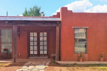 Mi Casa Es Su Casa! Our little Spanish style house is a nice blend of Mexican Ranch and Southwest Desert!