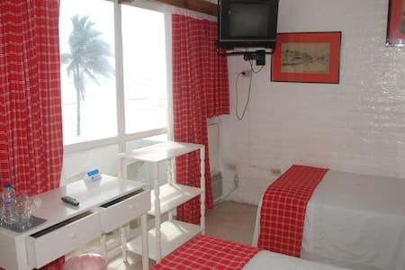Double room with ocean view balcony - Oda + Kahvaltı