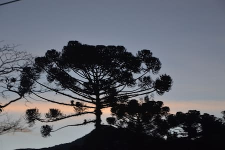 B & B in the mountains Mantiqueira - Ev