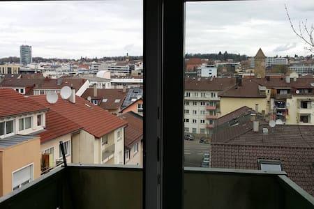 Great view, friendly, relaxing ! - Pforzheim - Sala sypialna