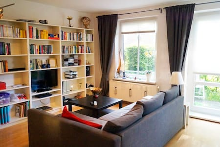 Apartment in the south of RostocK