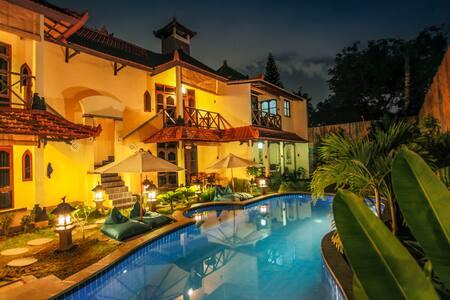 Cozy Villa 2 in seminyak