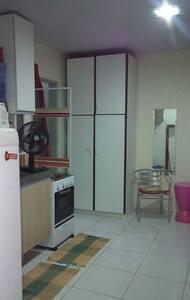 SUÍTE com cozinha e Banheiro - Recife - Loft