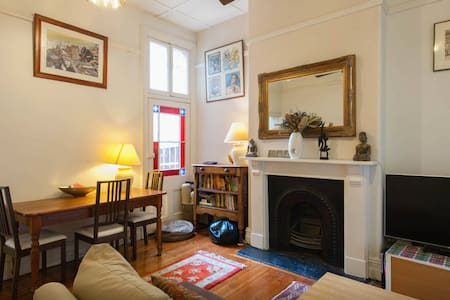 Centrally located, stylish Terrace