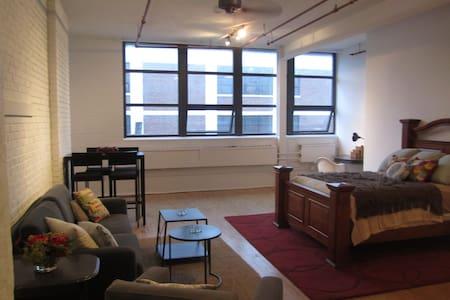 Comfy Modern Loft in New Rochelle