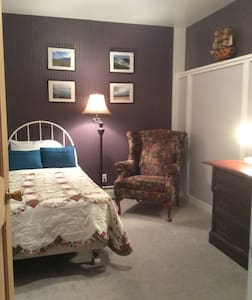 DaCy Meadow Farm: Lilac Room - Westport - Bed & Breakfast
